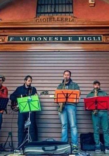 NaturArte Musica | Banda Rei in concerto con incontro Giuseppe Cederna