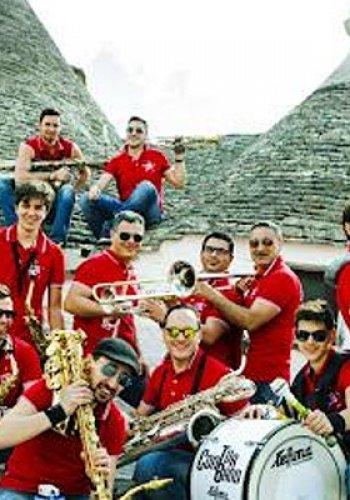 NaturArte GrandEvento |concerto | Conturband Marchin Band| PNAL |Brienza